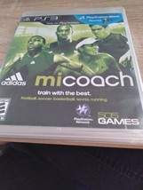 Sony PS3 micoach: train with the best image 1