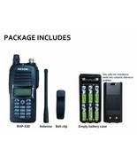 Rexon VHF Air Band Handheld Radio/ Transceiver RHP-530Lite with Bluetoot... - $221.30
