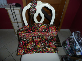Vera Bradley Puccini Garment bag EUC - $95.00