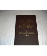 my utmost for  the  highest - $4.99