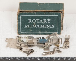 Vintage Sewing Machine Rotary Attachments g25 - $14.84