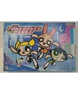 "POWERPUFF GIRLS Board Game ""Saving the World"" Milton Bradley Cartoon Network - $21.84"