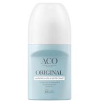 3 x ACO Women Antiperspirant Deodorant Roll On Original unscented 50ml|48 hrs - $45.60