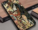 Venom Spider Man Villain Marvel Comics iPod 5 iPhone 4 5 6 Samsung S6 S7 Case
