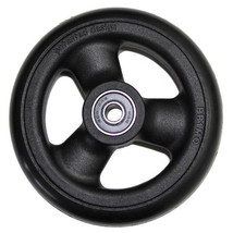 "4 x 1"" Hollow Spoke Composite Caster Wheels (Pair) - $46.70"