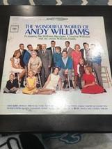 Vinyl Record Lp Album THE WONDERFUL WORLD OF ANDY WILLIAMS (4) - $11.52