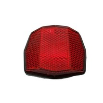 Bell Sports Cocoon 300 Red Reflector With Adhesive Tape - $3.99