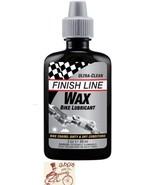 FINISH LINE WAX BICYCLE LUBE--2oz DRIP - $7.43