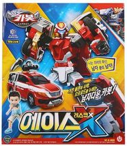 Hello Carbot Ace Rescue X Transformation Action Figure Toy image 6