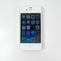 Apple iPhone 4 - 8GB - White (Unlocked) A1349 (CDMA) - $35.99