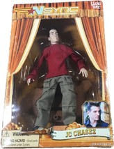 Nsync 2000 Collectible Marionette Doll JC CHASEZ Living Toyz New In Box - $19.99