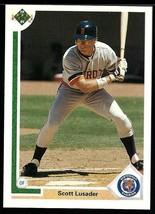 1991 Upper Deck Baseball #241 Scott Lusader - $1.49
