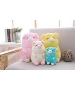 Stuffed Plush Pig Toy Baby Sleeping Soft Animals Symbol of 2019 New Year... - $8.99