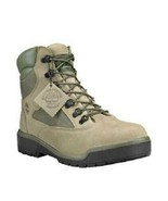 "TIMBERLAND ""Limited Release"" Men's 6-Inch Green Waterproof Field Boots #... - $118.79"