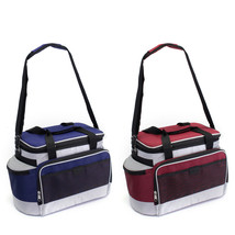 13L Outdoor Camping Picnic Bag Ice Pack Car Cooler Refrigerator Fridge W... - $255.20