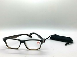 Dragon KENNY DR110 216 Brille Glänzend Braune 53-16-145MM / Made IN Italy - $25.16
