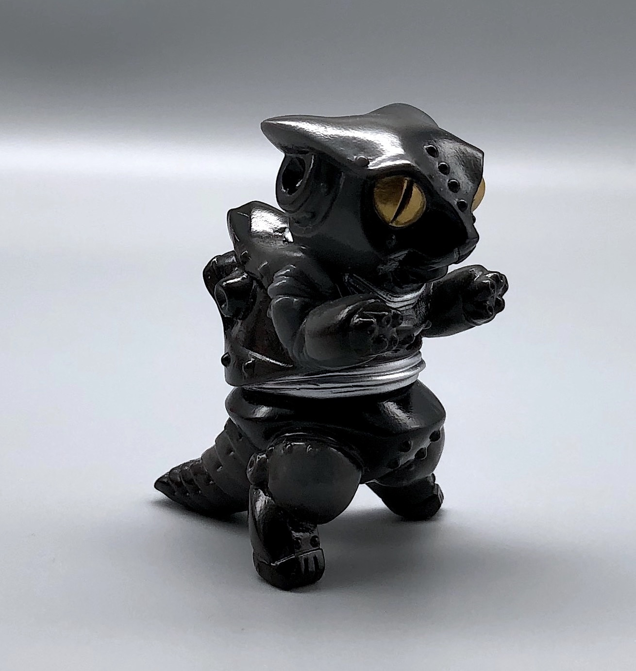 Max Toy Black Mini Mecha Nekoron