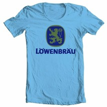 Lowenbrau Beer T-shirt retro German bar 100% cotton graphic printed tee image 2