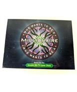 Who Wants to be a Millionaire TV Show Board Game New/Sealed Vintage 2000 - $28.98