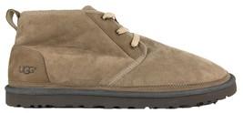 UGG Boots Size 18 Mens Neumel Light Brown Suede - $48.49