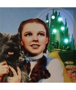 The Wizard of Oz Dorothy 15 x 15 Lighted Stretched Canvas Wall Art, NEW ... - $31.69