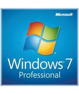 Windows 7 Professional 32/64 bits Product Key - $12.99