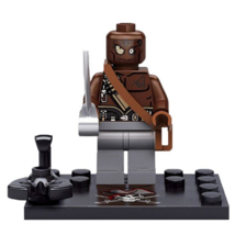 Lego Pirates of the Caribbean Gunner Zombie Minifigure  - $4.99