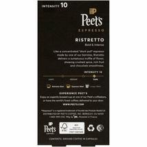 Peet's Coffee Espresso Capsules Variety Pack 40 Count Single Cup Coffee Pods NEW image 10