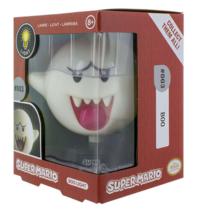 Super Mario Game Boo Villain Head 3D Battery Powered Light NEW BOXED - $14.50