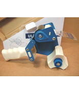 ULINE INDUSTRIAL  2 INCH TAPE DISPENSER  SIDE LOAD ER  NEW H150 HAND HELD - $13.00