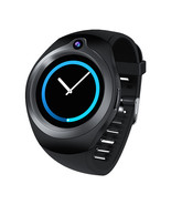 """Android Watch Phone- 5M Camera, Quad Core, GPS, WiFi, 1.3"""" Screen (Black) - $119.99"""