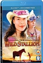 THE WILD STALLION - BLU-RAY
