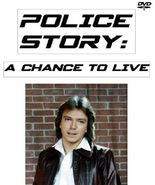 Police Story- A Chance To Live (1978 NBC TV Pilot)  - $23.50