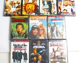 Lot of 10 Comedies DVDs Movies Comedy Waynes World 2 Spaceballs School of Rock