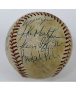 1981 San Diego Padres Team Signed Autographed Official National League B... - $99.99
