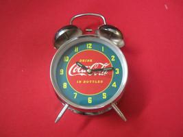 Coca-Cola Twin Bell Alarm Clock - BRAND NEW - $18.66