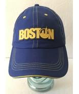 Blue Boston Marathon Adjustable Baseball Cap Hat - $24.99