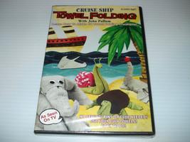 Cruise Ship Towel Folding Instructional DVD Lea... - $23.36