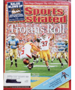 USC Trojan's Regie Bush, Balco, Bode Miller @ Sports Illustrated Dec 13,... - $5.95