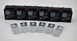 Grasshopper 12V 5 Terminal Sealed Waterproof Replacement Relay 6 Pack image 3