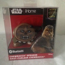Disney I Home Rechargeable Speaker Chewbacca Star Wars New In Box - $17.77