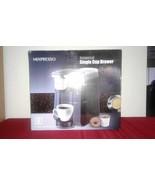 Mixpresso - K-Cup Single Cup Brewer Coffee Maker | Coffee Machine K4GRYO... - $60.00