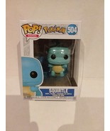 SQUIRTLE - FUNKO POP GAMES - POKEMON  #504  TOYS - FREE SHIPPING - $18.70