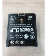 OMEGA ENGINEERING FPW-15 Power Supply Adapter Charger      N9 - $9.99