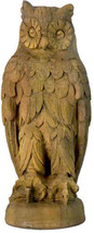 "Owl Statue Sculpture 23"" - $117.81"