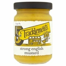 Tracklements Strong English Mustard 140g - $5.38