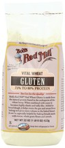 Bob's Red Mill Vital Wheat Gluten Flour (2x22 Oz) - $30.52