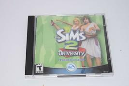 Sims 2: University (PC, 2005) - $7.91