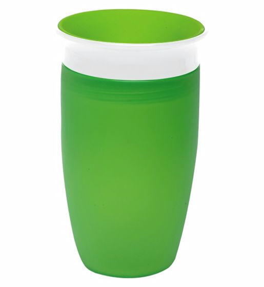 Munchkin Miracle 360 Sippy Cup 296ml Green