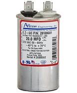 EZGO Capacitor 20MFD/370VAC Powerwise - $33.51